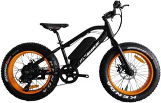 El-sykkel - Elektrisk fatbike sykkel liten - 250W