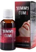 YUMMY CUM DROPS-Mer sperma