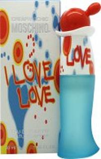 Moschino Cheap & Chic I Love Love Eau de Toilette 30ml Sprej