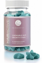 Hairworthy - Hårvitaminer - Chewable Hair Growth Stars