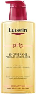 Eucerin pH5 Shower Oil parfymerad 400 ml