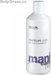 Manikyr håndbad / Manicure Soak 500ml.