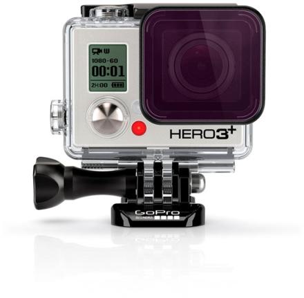 GoPro Magenta Dive Filter for Standard Housing 2014 Kameratilbehør
