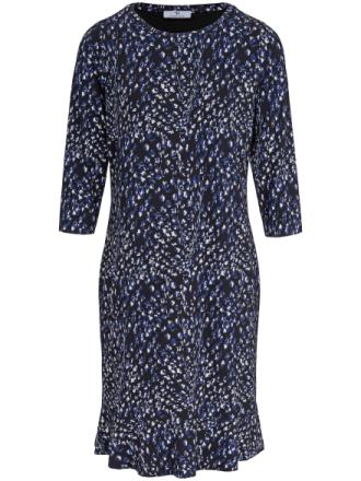 Jerseyklänning 3/4-ärm från Peter Hahn mångfärgad