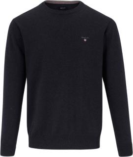 Rundhalsad tröja från GANT blå