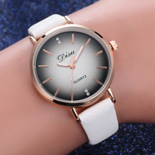 2018 Fashion Simple Quartz Watch Women Wrist Watches Ladies Wristwatch Clock Quartz-watch Relogio Feminino Montre Femme #D