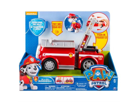 Paw Patrol feature vehicle - Marshall deluxe brannbil