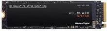 WD BLACKT SN750 NVMeT 500GB SSD