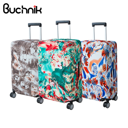 Multiple Women's Men's Travel Luggage Cover Fashion Trolley Suitcase Protect Dust Bag Case Travel Accessories Supplies Products