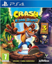 Crash Bandicoot N-Sane Trilogy - Sony PlayStation 4 - Kolekcja