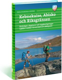 Calazo Fjällvandra kring Kebnekaise, Abisko och Riksgränsen 2019 Bøker og DVDer