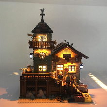 DIY Model Doll House Miniature Dollhouse With Furnitures LED 3D Wooden House Toys For Children Handmade Crafts Blocks Building