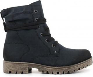 Rieker Blue Boots Dame 36-42