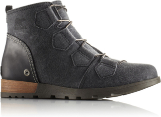 Sorel W's Sorel Major Lace Black/Wet Sand US 6 (EU 37) 2015 Uformelle støvler