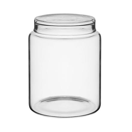 Glasburk Glaslock Liten
