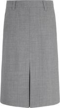 Kjol från Peter Hahn grå