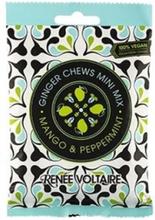 Renée Voltaire Ginger Chews Mini Mix Mango & Peppermint 48 g