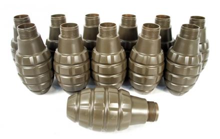 Thunder B - Pineapple Grenade Shells - 12stk