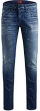 JACK & JONES Glenn Fox Bl 857 Sts Slim Fit-jeans Man Blå