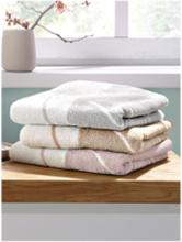 Handtuch Herka rosé