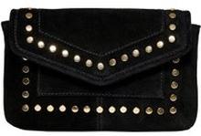 ONLY Leder Tasche Damen Schwarz
