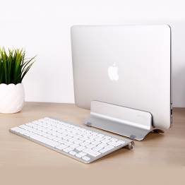 Macbook vertikal alu stander