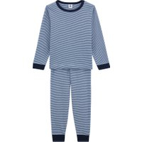 Blå Petit Bateau Pyjamas