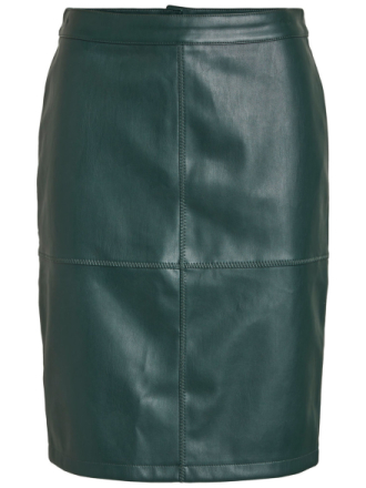 VILA Vipen - Skirt Women Green
