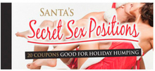 Kheper Games Santa's Secret Sex Positions Coupons seksipeli