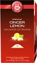 """Tee """"Ginger Lemon"""" 76g - 67% alennus"""