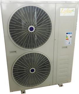 Luft-vatten värmepump 23,5kW Inverter EVI
