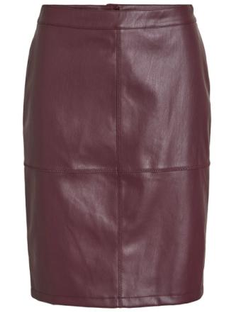 VILA Vipen - Skirt Women Red