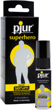 Pjur Superhero Serum 20ml Miehen kestävyysgeeli