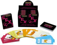 Kheper Games Lesbian Sex! Card Game seksipeli