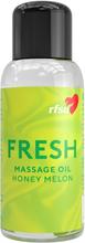 RFSU Massage Oil Fresh Honeymelon 100 ml