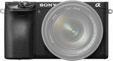Sony A6500 Svart, Sony