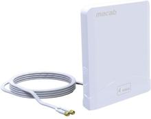 Televes Pro-1100 Antenn med fäste och 2 m kabel