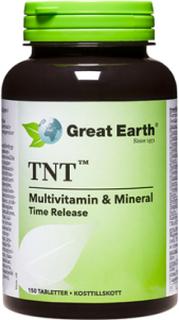 TNT Vitamin Mineraler, 150 tabletter