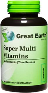 Super Multi Vitamins REG, 90 tabletter