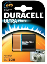 Duracell Photo Ultra 245 Lithium Batteri - 1 stk.