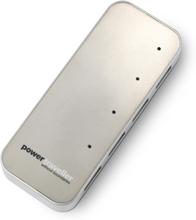 Powertraveller Spidermonkey Charger silver 2019 Solpaneler & Batteripack
