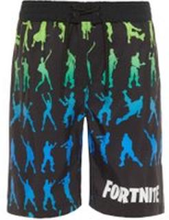 NAME IT Kids Fortnite Swim Shorts Man Gul
