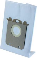 Dammsugarpåsar i syntetfiber motsvarande standard, Swirl PH86, Champion 1100CH och Andersson A9312