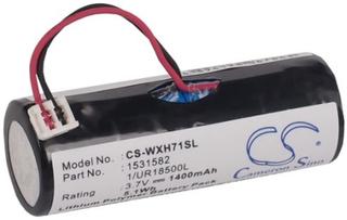1/UR18500L för Wella, 3.7V, 1400 mAh