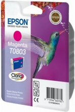 T0803 originalblekk magenta Epson