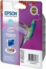 T0805 originalblekk light cyan Epson