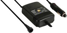 Luxorparts Regulerbar 12 V- og 24 V-strømforsyning på 1,5–12 V (DC) 24 W