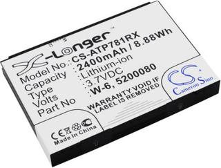 W-6 for Netgear, 3.7V, 2400 mAh