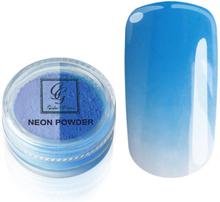 Neon Powder Blå