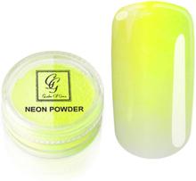 Neon Powder Lime